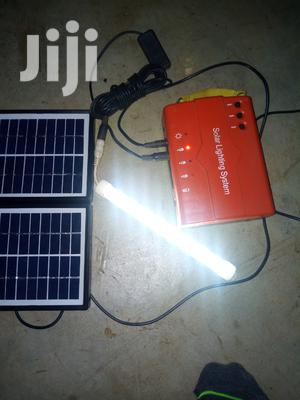 Potable Solar Light
