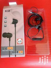 Kin K18 Earphones Bend Design | Clothing Accessories for sale in Central Region, Kampala