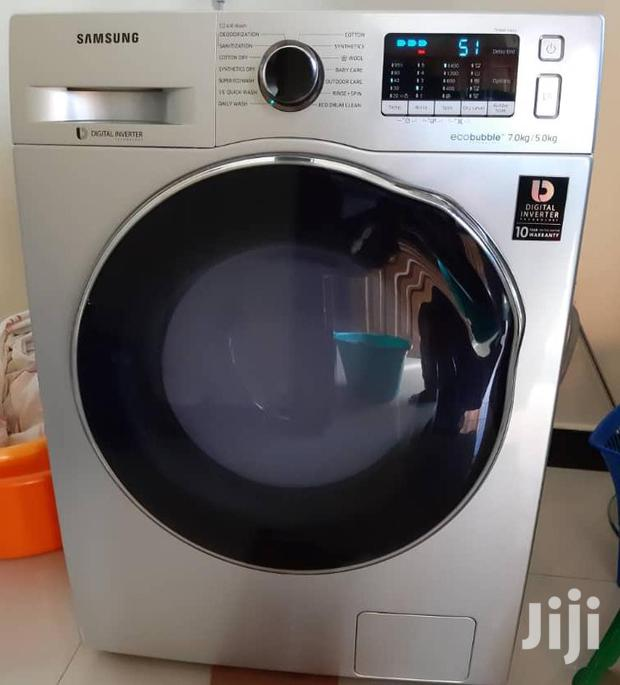 Archive: Samsung Washing Machine With Dryer