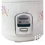 Marado Electric Saving Rice Cooker - 5 Liters-900w - White | Kitchen Appliances for sale in Central Region, Kampala