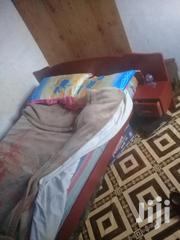 Quick Sell Single Bed With Matters And 2 Pillows | Furniture for sale in Central Region, Mukono