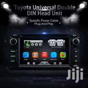 Toyota New Universal Double Din Car Dvd Player | Vehicle Parts & Accessories for sale in Central Region, Kampala