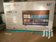 Hisense Smart UHD Tv 55 Inches | TV & DVD Equipment for sale in Central Region, Kampala