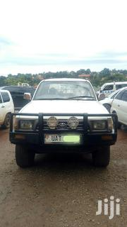 Toyota Hilux 2000 White | Cars for sale in Central Region, Kampala
