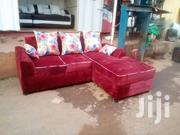 Red L Sofa | Furniture for sale in Central Region, Kampala
