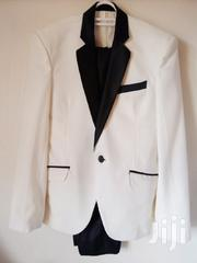 Cream Coat and Black Trousers (Suit) | Clothing for sale in Central Region, Kampala