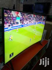 Samsung Curved Smart UHD 4k Digital TV 49 Inches   TV & DVD Equipment for sale in Central Region, Kampala
