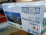 Solstar Flat Screen Digital TV 32 Inches | TV & DVD Equipment for sale in Central Region, Kampala