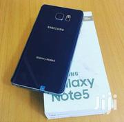 New Samsung Galaxy Note 5 64 GB Black   Mobile Phones for sale in Central Region, Kampala
