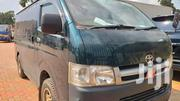 Toyota HiAce 2007 220 Green | Buses & Microbuses for sale in Central Region, Kampala