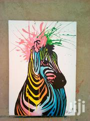 Colorful Zebra Painting | Arts & Crafts for sale in Central Region, Kampala