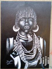 Black And White Masai Painting | Arts & Crafts for sale in Central Region, Kampala