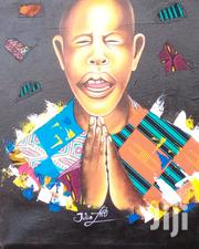 African Boy Praying Painting | Arts & Crafts for sale in Central Region, Kampala