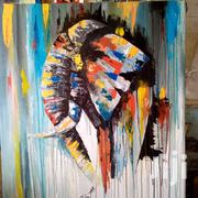 Pallet Elephant Painting | Arts & Crafts for sale in Central Region, Kampala