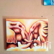 Elephants Painting | Arts & Crafts for sale in Central Region, Kampala