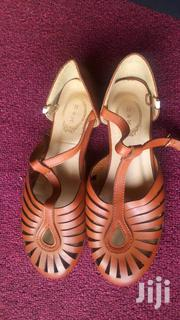 Original Leather Ladies Sandals With Straps By X And H | Shoes for sale in Central Region, Kampala