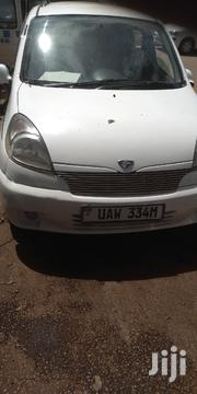 Toyota Fun Cargo 2000 White   Cars for sale in Central Region, Kampala