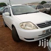 Toyota Fielder 2001 White | Cars for sale in Central Region, Kampala
