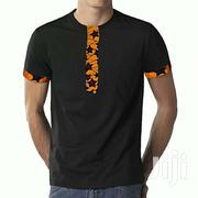 Tysco Afro Print Tshirt | Clothing for sale in Central Region, Kampala