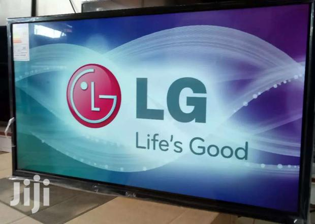 32' Lg Led Flat Screen TV