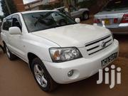 Toyota Kluger 2006 White | Cars for sale in Central Region, Kampala