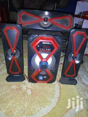 3speakers Hoofer With FM Radio USB ,Bluetooth Memory Card Slot At 135k   TV & DVD Equipment for sale in Central Region, Kampala