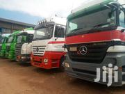 Mercedes Benz Actros Model 2008 White Colour In Excellent Condition | Cars for sale in Central Region, Kampala