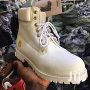 White Timberland Boots | Shoes for sale in Central Region, Kampala