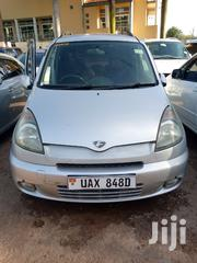 Toyota Fun Cargo 2003 Silver   Cars for sale in Central Region, Kampala