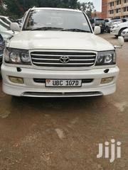 Toyota Land Cruiser 1998 White | Cars for sale in Central Region, Kampala