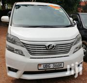 Toyota Alphard 2010 White | Cars for sale in Central Region, Kampala