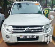 Mitsubishi Pajero 2011 White | Cars for sale in Central Region, Kampala