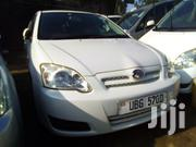 Toyota Allex 2006 White | Cars for sale in Central Region, Kampala