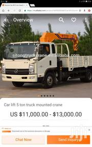 Am In Need Of  Isuzu Forward Tipper Truck | Heavy Equipments for sale in Central Region, Kampala