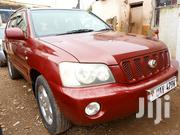 Toyota Kluger 2001 Red | Cars for sale in Central Region, Kampala