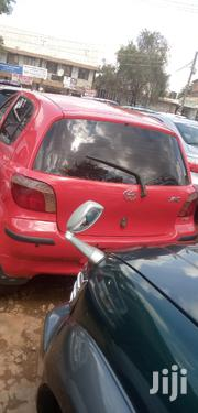Toyota Vitz 2000 Red   Cars for sale in Central Region, Kampala