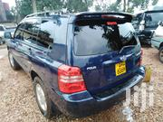 Toyota Kluger 2002 Blue | Cars for sale in Central Region, Kampala