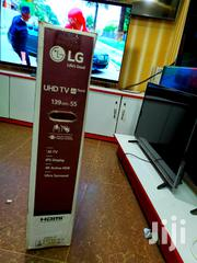 Brand New Lg 55inch Smart Uhd 4k Tvs | TV & DVD Equipment for sale in Central Region, Kampala