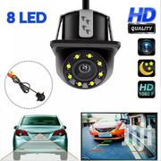 170° HD Car Rear View Backup Reverse Camera 8 LED Night Waterproof | Vehicle Parts & Accessories for sale in Central Region, Kampala