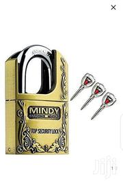 Mindy Secure Paddlock Made Of Steel-golden | Home Accessories for sale in Central Region, Kampala