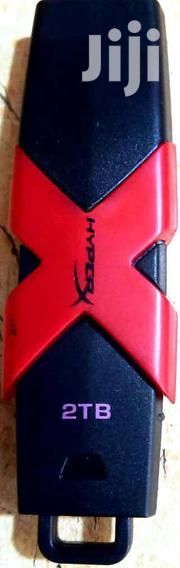 S Hyperx Original 2 TB Flash Drive | Accessories & Supplies for Electronics for sale in Central Region, Kampala