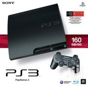 Ps3 Slim Ans Chipped Game Station | Video Game Consoles for sale in Central Region, Kampala