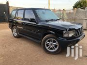 Land Rover Range Rover Vogue 2000 Black | Cars for sale in Central Region, Kampala