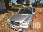 Mercedes-Benz C200 2004 Silver | Cars for sale in Central Region, Kampala
