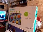 Hisense 43 Inches Smart Digital/Satellite Flat Screen TV | TV & DVD Equipment for sale in Central Region, Kampala