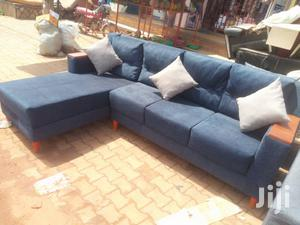 Dack Gray Sofa in L Shaped