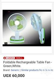 Foldable Rechargeble Table Fan. | Home Appliances for sale in Central Region, Kampala