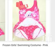 Frozen Girl's Swimming Costume -Pink | Children's Clothing for sale in Central Region, Kampala