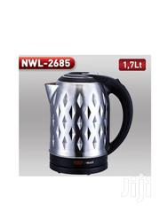 Newal 1.7 Ltrs Brand New Electric Kettle | Kitchen Appliances for sale in Central Region, Kampala