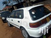 Toyota Starlet 1992 White | Cars for sale in Central Region, Kampala
